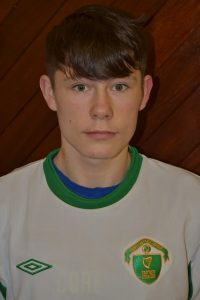 Name; John Ward DOB; 21-07-2000 Position; LB Previous Club; St Brendans Park Fav Player; Ronaldo Fav Club; Man Utd