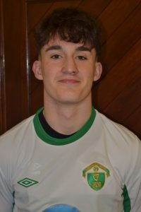 Name; Martin Coughlan DOB; 22-01-2000 Position; CM Fav Player ; Roy Keane Fav Club; Arsenal
