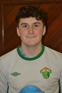 Name; Ronan Cahill Position; LB Previous Club; Pike Rovers Fav Player; Marco Reus Fav Club; Man Utd
