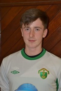 Name; Sean Carmody DOB; 14-03-2000 Position; CB Previous Club; St Brendans Park Fav Player; Rafa Varane Fav Club; Liverpool