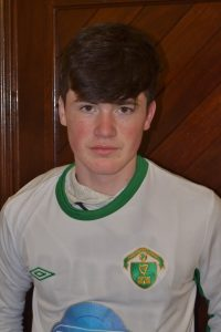 Name Sheagh O'Connor DOB; 20-08-2000 Position; CM Previous Club; GB Rovers Fav Player; Zidane Fav Club; Liverpool