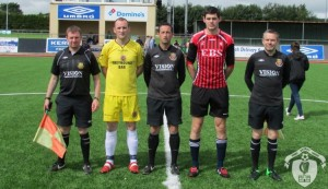 Match Officials and Club Captains .