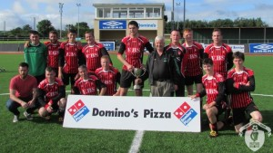 AC Athletic , Dominos Pizza Reserve Cup Champions 2016