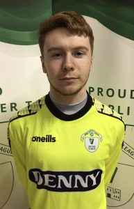 Name: Alex O'Connor Previous Club: Killorglin Afc Squad Number: