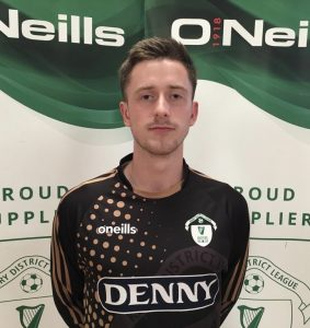 Name: Sean Carmody  Previous Club:   Squad Number: 2