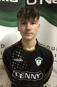 Name: Boki Nikic Previous Club: Inter Kenmare Squad Number: