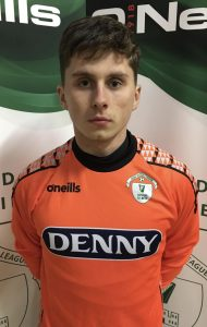 Name: Brian O'Regan Previous Club: Fenit Samphires Squad Number: