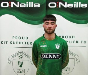 Name; Craig Boyle O'Sullivan Previous Club; Killarney Celtic Squad Number;