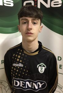 Name: David Rogers Previous Club: Tralee Dynamos Squad Number: