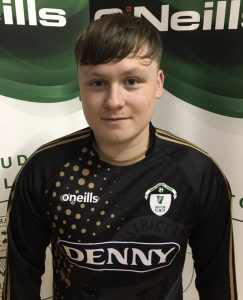 Name: Dillon Robinson Previous Club: Tralee Dynamos Squad Number: