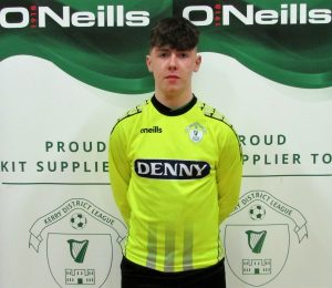 Name; Dylan Doona Previous Club; Killarney Athletic Squad Number; 1