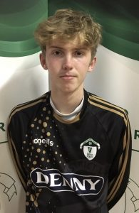 Name: Eoin Moynihan Previous Club: Killarney Athletic Squad Number: