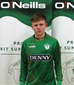 Name; John Carmody Previous Club; St Brendans Park Squad Number: