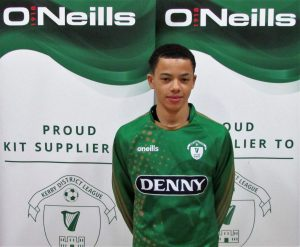 Name; Nathan Gleeson Previous Club; Tralee Dynamos Squad Number;