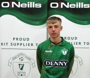 Name; Robert Vasiu Previous Club; St Brendans Park Squad Number:
