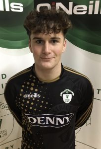 Name: Ronan Cahill Previous Club: Broadford United Squad Number: