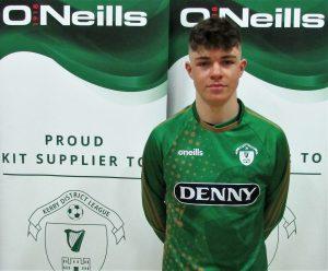 Name; Tom Doyle Previous Club; Killarney Athletic Squad Number;