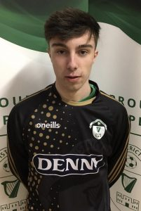 Name: Tony Duggan Previous Club: Tralee Dynamos Squad Number: