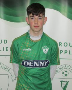 Name: Adam Sheehy  Previous Club: St Brendans Park  Squad Number: 2