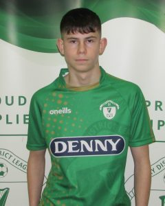 Name: Cianan Cooney  Previous Club: St Brendans Park  Squad Number: 12