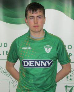 Name: Jack Twamley  Previous Club: St Brendans Park  Squad Number: 13