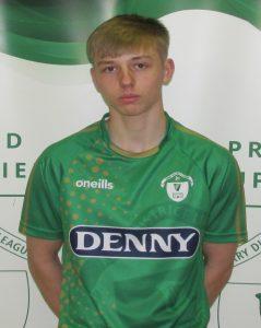 Name: Rob Vasiu  Previous Club: St Brendans Park  Squad Number: 17