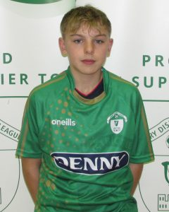Name: Ronan Teahan  Previous Club: St Brendans Park  Squad Number: 18