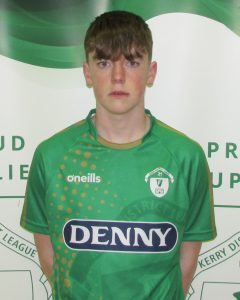 Name: Sean O'Connell  Previous Club: St Brendans Park  Squad Number: 3