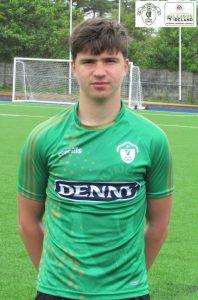 Name: Thomas Whittleton Squad Number : 13