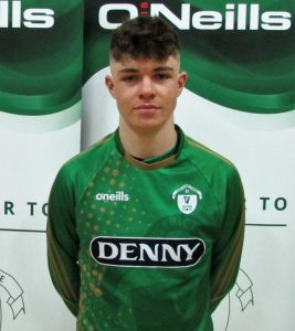 Name: Tom Doyle Previous Club: Killarney Athletic Squad Number:14