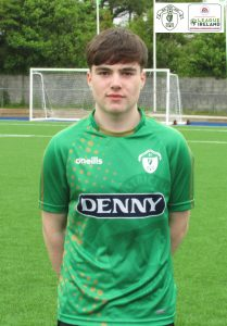 Name: Colin Doody Squad Number : 10