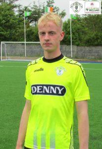 Name: Liam Carmody Squad Number :1