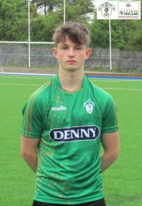 Name: Matthew Horgan Squad Number :2