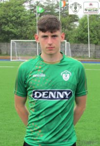 Name: Sean Hill Squad Number : 12