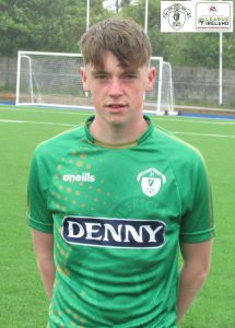 Name: Sean O'Connell Squad Number :3